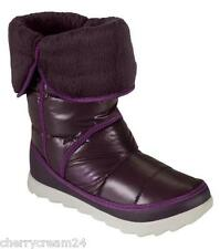The North Face Amore II Women's Winter Boots Purple Water Resistant UK 8
