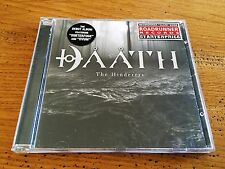 DAATH The hinderers  - CD