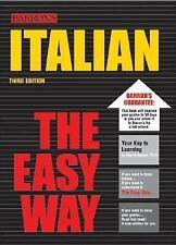 Italian the Easy Way (Easy Way Series)-ExLibrary