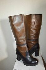 CHAUSSURE BOTTES  HAUTE CUIR DIESEL TAILLE 40 / US 9 BOOTS/BOTAS/STIVALI NEUF