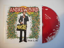 ANDREW BIRD : SKIN IS, MY [ CD SINGLE PORT GRATUIT ]