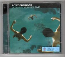 (GY981) Powderfinger, Odyssey Number Five - 2001 CD