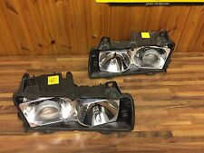 BMW E36 3 series PAIR of Original Projector Headlight Internals without lenses