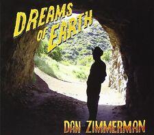 DAN ZIMMERMAN - DREAMS OF EARTH  CD NEU