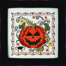 """Teenie Tiny Halloween III"" Cross Stitch Pattern by THE SWEETHEART TREE"