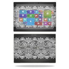 Skin Decal Wrap for Microsoft Surface Pro 3 Tablet sticker Floral Lace