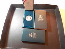 Ike dollar proof with box and COA (c4)