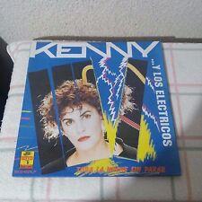 LP VINYL KENNY Y LOS ELECTRICOS.- TODA LA NOCHE SIN PARAR CAIFANES FOBIA TRI