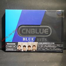 NEW Taiwan CD+DVD w/BOX Korea CNBLUE Blue Hits For Asia 2014