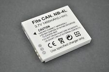Brand New NB-4L Rechargeable Battery for Canon Cameras DH7296