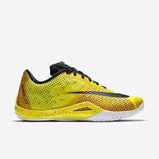 Nike Hyperlive Mens Basketball Shoes 11 Opti Yellow Black Crimson 819663 707