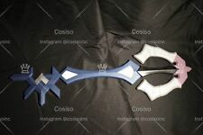 Kingdom Hearts Birth By Sleep Aqua Keyblade Cosplay Prop