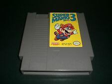 Super Mario Bros. 3 (Nintendo NES) Great Condition