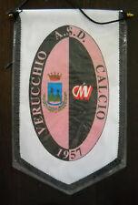 GAGLIARDETTO A.S.D. VERUCCHIO CALCIO pennant wimpel fanion