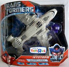 JETSTORM Transformers Movie 1 Ultra Class Figure Toys R Us Exclusive 2008