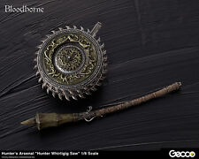 Bloodborne Hunter's Arsenal: Whirligig Saw 1/6 Scale Weapon Gecco Preorder