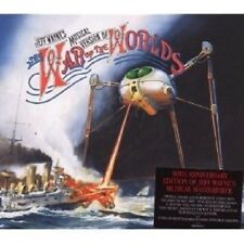 JEFF WAYNE - THE WAR OF THE WORLDS 2 CD NEUWARE