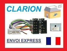 Cable adaptateur ISO autoradio CLARION DXZ588RUSB, DXZ635MP, DXZ638R, DXZ648RMP