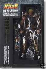 New Kaiyodo Revoltech Fist of The North Star Revolution Raoh 007 Paited