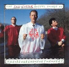 The Full Custom Gospel Sounds by Reverend Horton Heat (Cassette, Apr-1993, Su...
