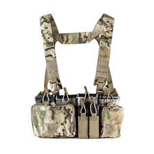 HALEY HEAVY CHEST RIG MULTICAM D3CR-HMulticam