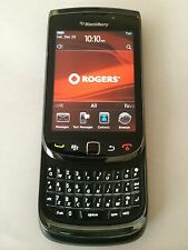 BlackBerry Torch 9800 - 4GB - Black (Rogers Wireless) Smartphone Unlocked