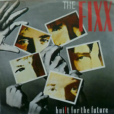 "7""1988 FIXX (= RUPERT HINE ) Built For The Future /VG+"