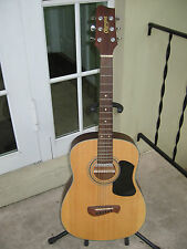 Olympia By Tacoma Travel/Children's Guitar OD-2 Acoustic Six String 3/4 scale