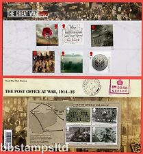 2016 Great War - First World War Presentation Pack No. 527
