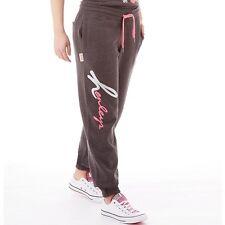 NEW Henleys Womens Trundra Fleece Pants Heather Charcoal Marl - 10