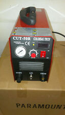 NEW Plasma Cutter 50AMP CUT50R Digital Inverter 220V & 80 Consumables 2016 model
