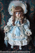 "Charlotte Gorham musical doll, 18"" doll, NIB Limited Edition of 2,500"