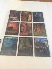 2007 Artbox Harry Potter TOOTP Hobby Puzzle Card Set R1-9