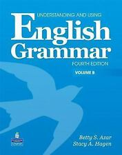 Understanding and Using English Grammar Student Book B with Audio CD (no Answer