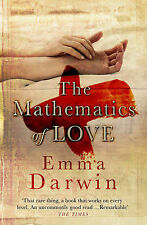 Emma Darwin The Mathematics of Love Very Good Book