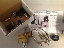 Fireplace Gas Log Safety Pilot Light Complete Kit New - HPC 80PKNQM