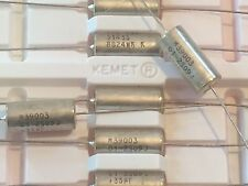 KEMET BEST QUALITY SOLID TANTALUM AXIAL CAPACITOR 8.2uF 50v             ad2p27