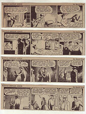 Little Orphan Annie by Harold Gray - 23 daily comic strips from November 1946