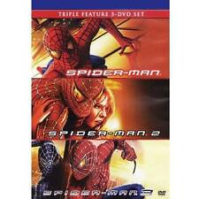 Spider-Man Trilogy: Tobey Maguire Complete Movie Series 1 2 3 Box / DVD Set NEW!