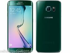NEW SAMSUNG GALAXY S6 EDGE | GREEN EMERALD | 128GB | 3GB RAM | IMPORTED