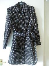 Happy d par Damart polka dot manteau taille 10/12 entièrement neuf sans étiquette prix de vente conseillé était £ 45