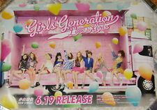 Girls' Generation Love & Girls 2013 Taiwan Promo Poster (SNSD)