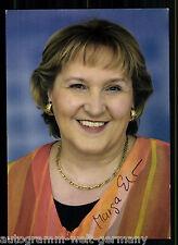 Marga Elser SPD TOP AK Orig. Sign. + 9560