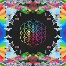 Coldplay-a Head Full of Dreams (180g 2lp VINILE) PARLOPHONE, NUOVO + OVP!