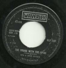 KEN & ALAN HAYNES - THE HOUSE WITH THE SPIRE / THE WATERS OF KYLESKU - WAVERLEY