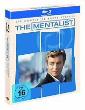 The Mentalist - Staffel 1 [Blu-ray] Original DEUTSCH NEU OVP Out of print