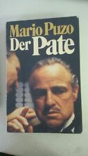 Der Pate. (German) Paperback – 1969 by Mario Puzo  (Author)