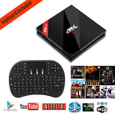 Android6.0 TV Box 3G 32G Amlogic S912 64bit Octa-core 4K Player with i8 keyboard