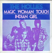 7inch THE HOLLIES magic woman touch HOLLAND EX+ 1972