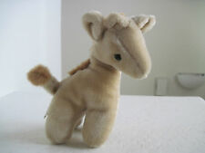 "10"" Korean Design BROWN SOFT GIRAFFE Plush Stuffed Animal"